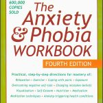 MD-87 Anxiety & Phobia Workbook by Edmund J. Bourne, PhD (Book)